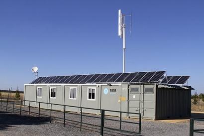 """Una empresa española desarrolla una tecnología """"única"""" para almacenar renovables con hidrógeno"""
