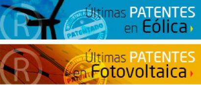 ¿Quieres conocer las últimas patentes sobre eólica y fotovoltaica?