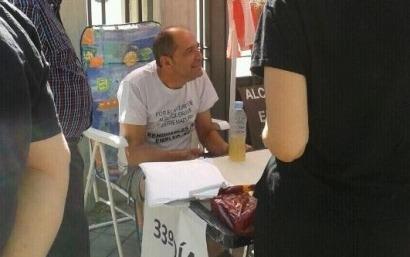 Alguien en Madrid lleva 34 días en huelga de hambre