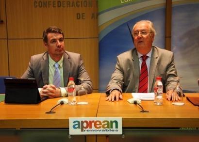 """Aprean acoge """"con entusiasmo"""" la estrategia energética que ha presentado el gobierno andaluz"""