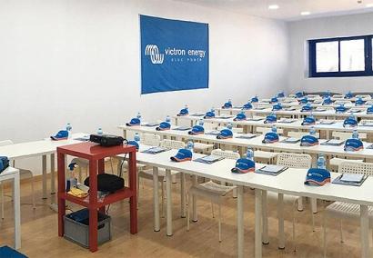 Victron Energy organiza nuevos cursos de formación para profesionales de las renovables