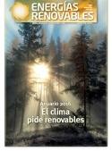 Número 157<br>Diciembre 2016 / Enero 2017 de energ&iacute;as renovables