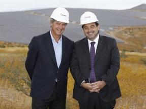 Acciona duplicara en tres años su potencia renovable en la región
