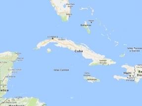 Cienfuegos: Inauguran el parque fotovoltaico Yaguaramas, de 5 MW