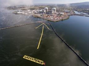 Greenpeace reclama que Almaraz sea la siguiente central nuclear en cerrar