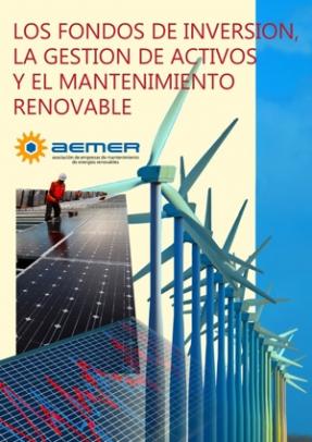 Últimas plazas para el seminario sobre fondos de inversión, gestión de activos y mantenimiento renovable de Aemer