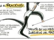 """Lo nuestro es el fracking… y """"a la porra las renovables"""""""
