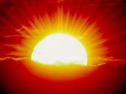 Pendientes de la salida del sol en 2015