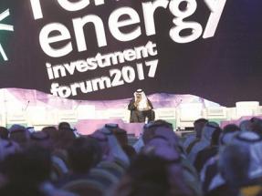 Arabia Saudí quiere generar en seis años el 10% de su electricidad con renovables