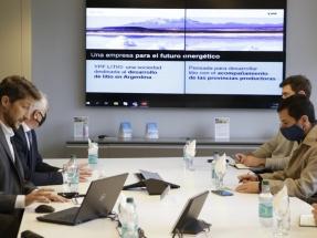 Nace YPF Litio, la empresa estatal que se propone desarrollar tecnología para fabricar baterías