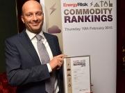 Axpo lidera el ranking europeo de trading de energía