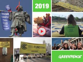 Las movilizaciones mundiales en defensa del clima, entre lo mejor de 2019, según Greenpeace