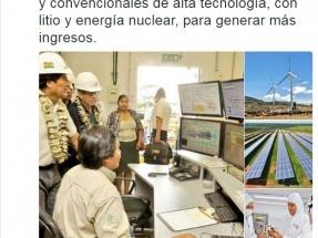"""Evo Morales crea un ministerio para que su país sea el """"centro energético"""" de la región"""