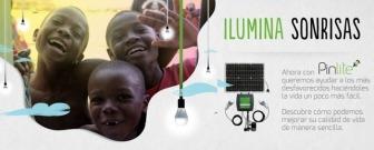 Bornay quiere 'Iluminar Sonrisas' con su PinLite