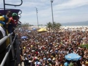 Un trío eléctrico impulsado con pis recorre el carnaval de Río