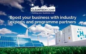 Cleantech Camp selecciona los 15 proyectos que seguirán su programa formativo