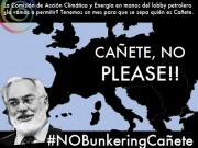 Cañete, no please!