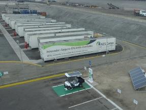 AES Gener inicia la construcción de su mayor proyecto de almacenamiento solar