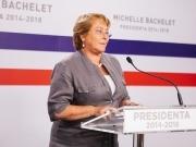 Asume Bachelet, ¿llega un impulso a las renovables?