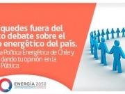 Hasta el 4 de diciembre habrá consulta pública sobre política energética