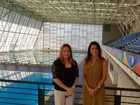Acuerdan los ministerios de Energía y Deporte desarrollar la eficiencia energética y las renovables en la infraestructura deportiva