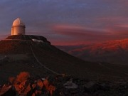 Inician la construcción de la planta FV del observatorio La Silla