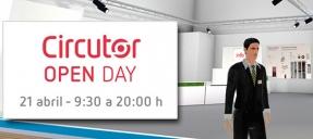 Circutor celebra el 21 de abril su Open Day virtual