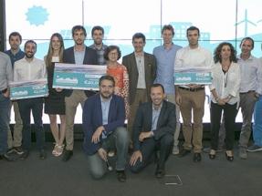 Una tecnología para capturar energía del ambiente gana el premio Cleantech Camp
