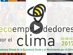 Crowdfunding colaborativo para impulsar a ecoemprendedores por el clima