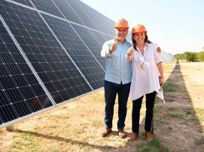 El Gobierno saca pecho: Segundo país latinoamericano en el Índice de Transición Energética del Foro Económico Mundial 2020