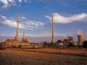 La electricidad española, un 42% más sucia