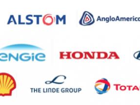 Líderes mundiales de la industria y la automoción se unen parar impulsar el hidrógeno