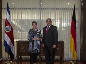 Alemania entrega casi 17 millones de dólares para la lucha contra el cambio climático