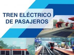 El BCIE financia con más de 270 millones de dólares el tren eléctrico de la Gran Área Metropolitana