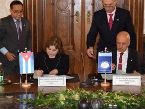 Acuerdo con la OPEP para recibir 45 millones de dólares para desarrollar proyectos solares