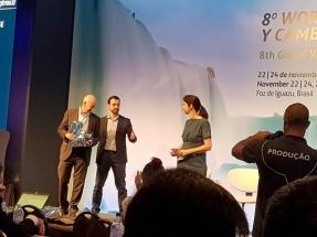 Telefónica premia a SME-Desigenia por su sistema híbrido de energía EcoCube