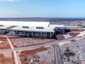 Galápagos: El aeropuerto isleño es 100 % alimentado con energía renovable