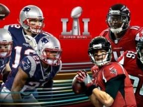 Los New England Patriots y los Atlanta Falcons juegan el Super Bowl con energía renovable