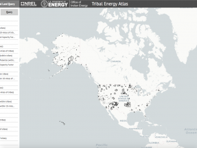 Diseñan un atlas interactivo del potencial renovable en los territorios tribales