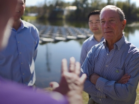 Michael Bloomberg dona 500 millones de dólares para acabar con las centrales de carbón