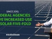 Obama: Las agencias federales alcanzarán 1 GW renovable en 2021