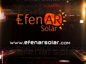 El Grupo Cluster Efenar lanza un video corporativo con sus tres unidades de negocio: Lighting, Solar y Biomasa