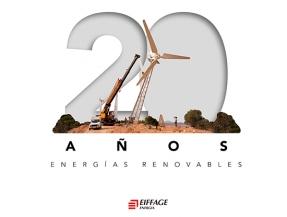 Eiffage Energía: más de 20 años generando energía limpia