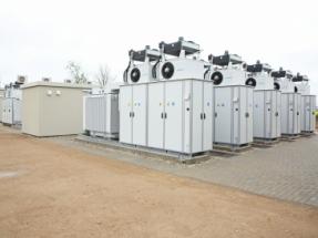 Tercer proyecto híbrido de Enel, 350 MW eólicos más 137 MW almacenamiento