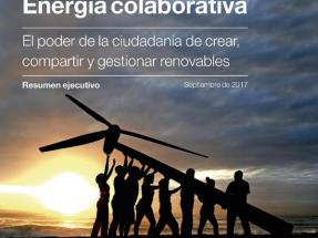 Más del 30% de los españoles quiere consumir electricidad renovable y en manos de los ciudadanos