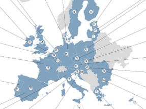 Los auditores europeos advierten que la UE necesita más energía eólica y solar