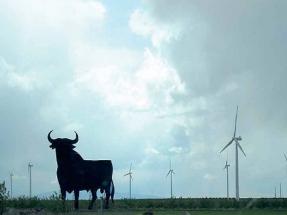 Una foto de las renovables en España