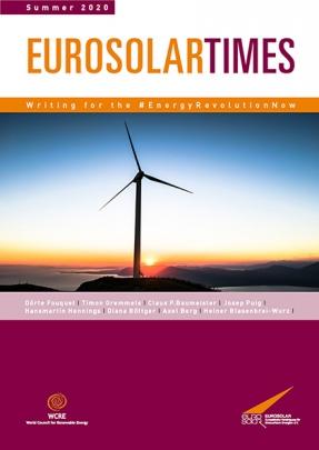 EuroSolar Times, la nueva revista de Eurosolar