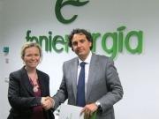 Anpier y Fenie Energía firman un acuerdo de colaboración