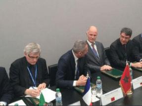 Acuerdo para facilitar el intercambio de energía renovable entre Marruecos y la UE